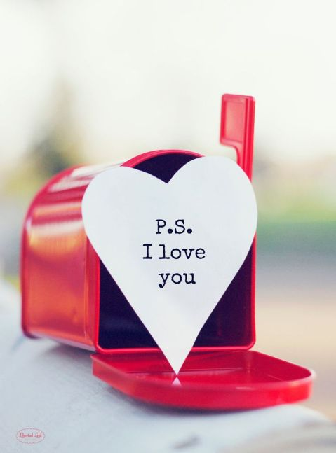 love mailbox <3