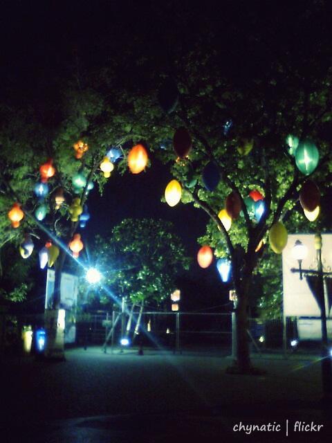 Lampion Garden..
