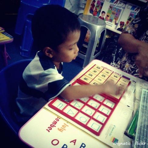 abang harits main puzzle..