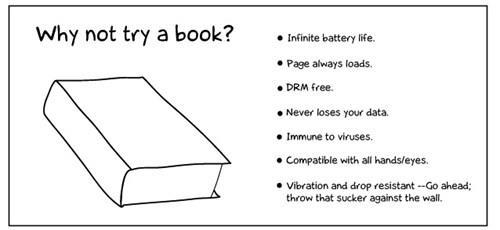 benefit of books