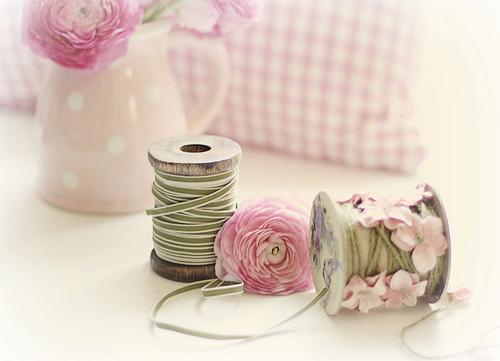 flower n threads...