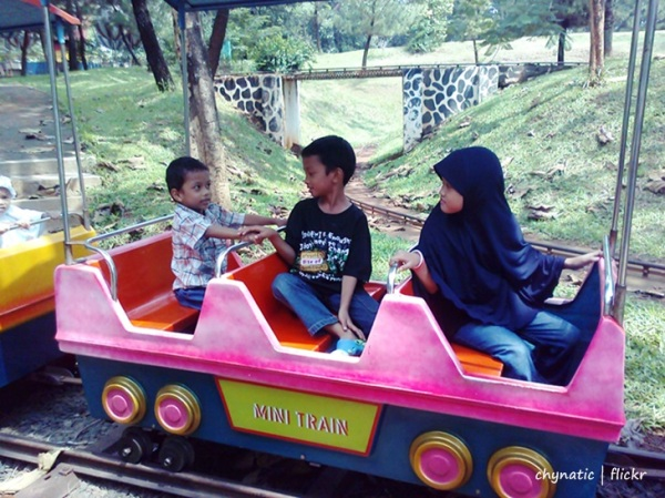 kereta mini part two :D