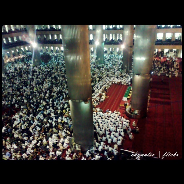 tabligh akbar ~ istiqlal