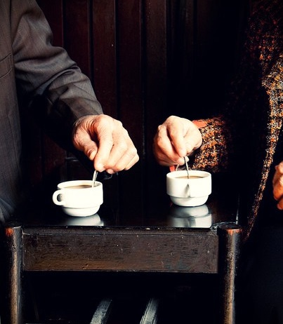 coffee you and me..
