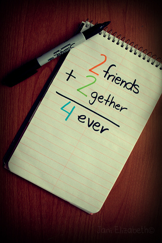 forever friends~
