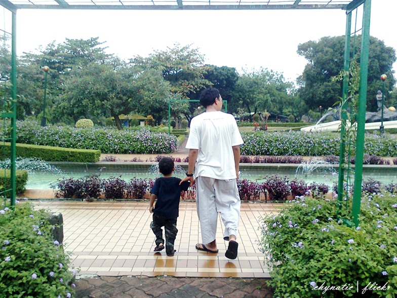 father and son..