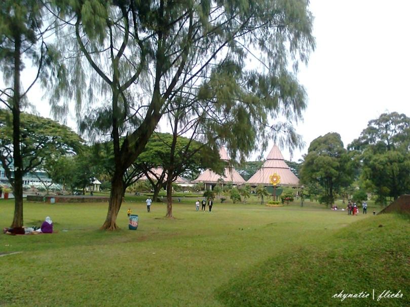 lapangan taman bunga tmii