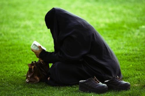 niqab..