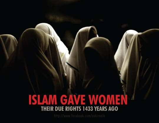 islam and women rights