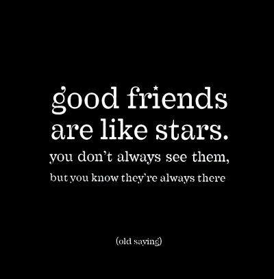good friends <3
