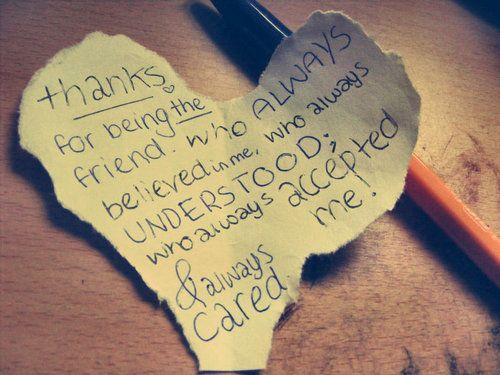thank u, friend..