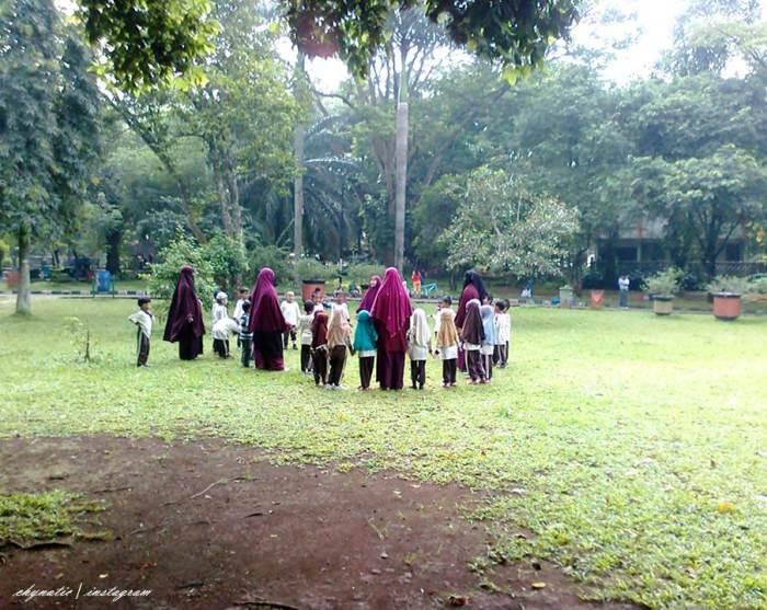 acara sekolah TK Al Fajar