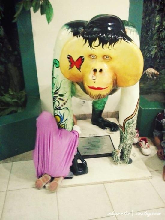at the zoo :p