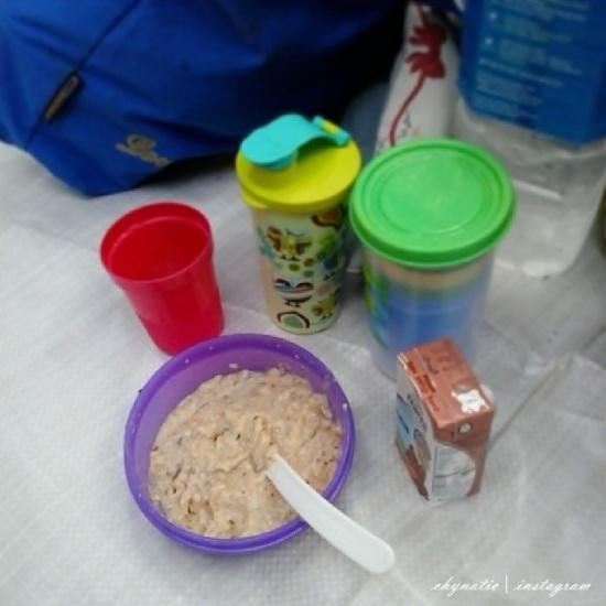 bekal piknik fiqar