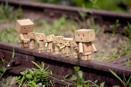 danbo and kids