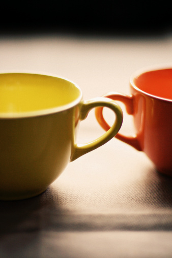 two cups of love