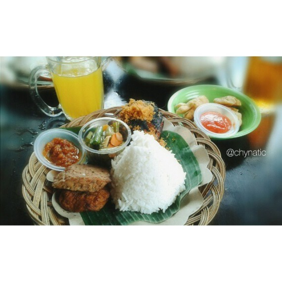 i love indonesian food!