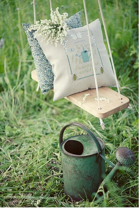 green gardening time