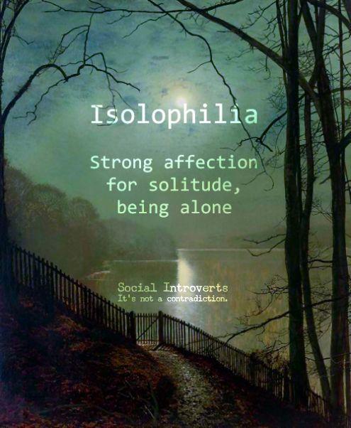 isolophilia