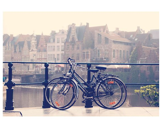 two lovely bikes
