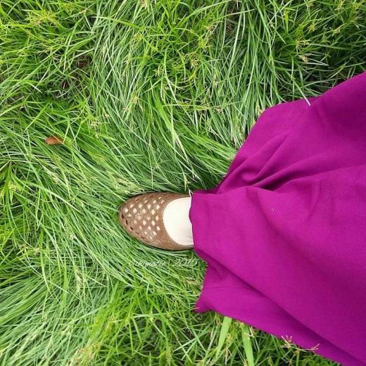 chynatic feet